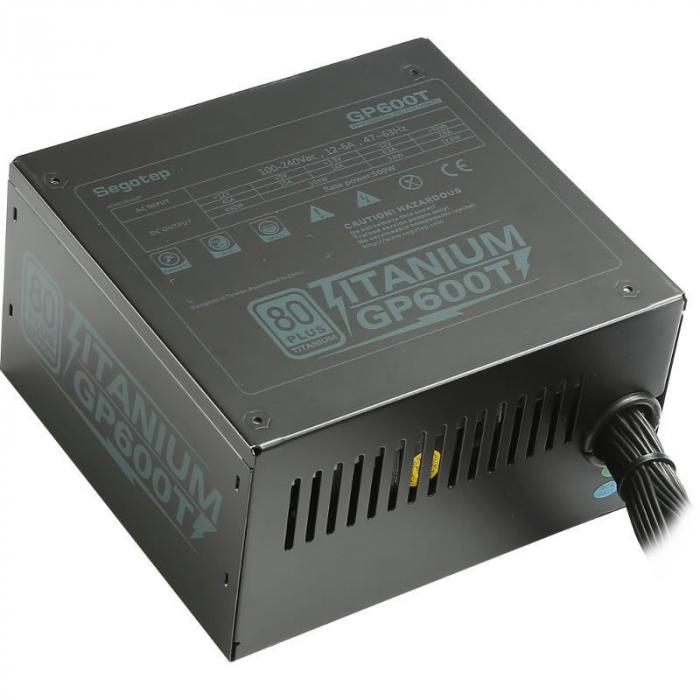 Sursa Segotep GP600T 500W [1]