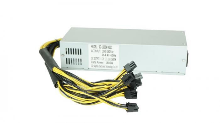 Sursa server Segotep SG-1600ASIC 1600W  [2]