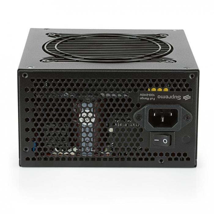 Sursa SILENTIUM PC Supremo FM2 Gold Series, 650W, 80 PLUS Gold [12]