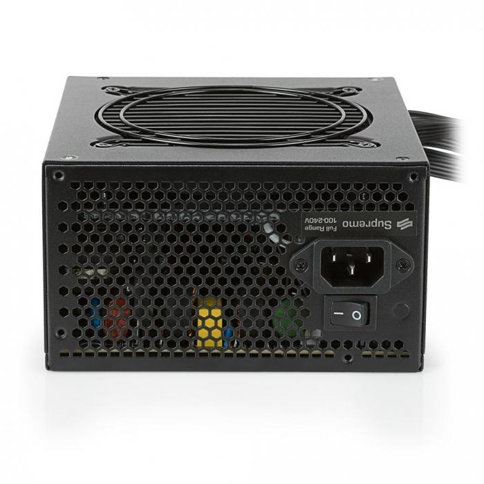 Sursa SILENTIUM PC Supremo L2 Series, 550W, 80 PLUS Gold [14]