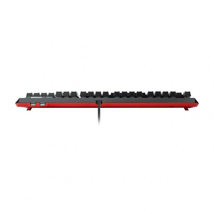 Tastatura gaming mecanica Riotoro Ghostwriter Prism Cherry MX Blue neagra iluminare RGB [4]