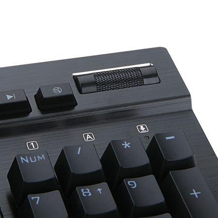 Tastatura Gaming Redragon Yama, Neagra, Mecanica 5