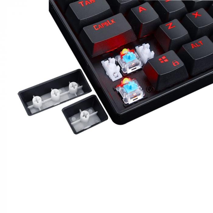 Tastatura mecanica Redragon Mitra neagra [10]