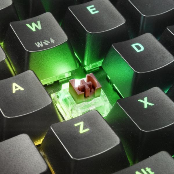 Tastatura mecanica Tt eSPORTS Neptune Elite RGB switch-uri maro [5]