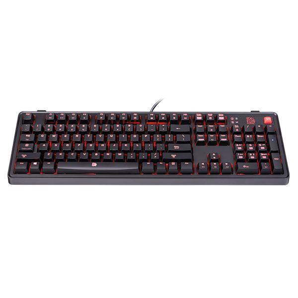 Tastatura Tt eSPORTS Meka Pro neagra, switch-uri rosii [3]