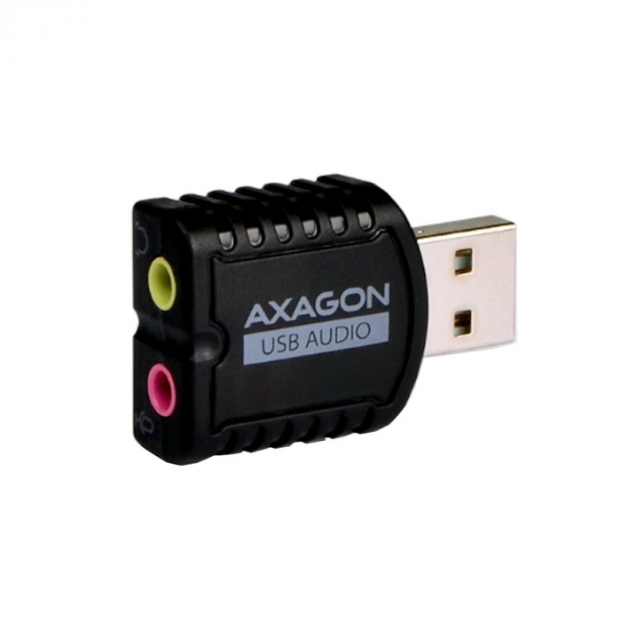 USB2.0 - Stereo HQ Audio Mini Adapter 24bit 96kHz [7]