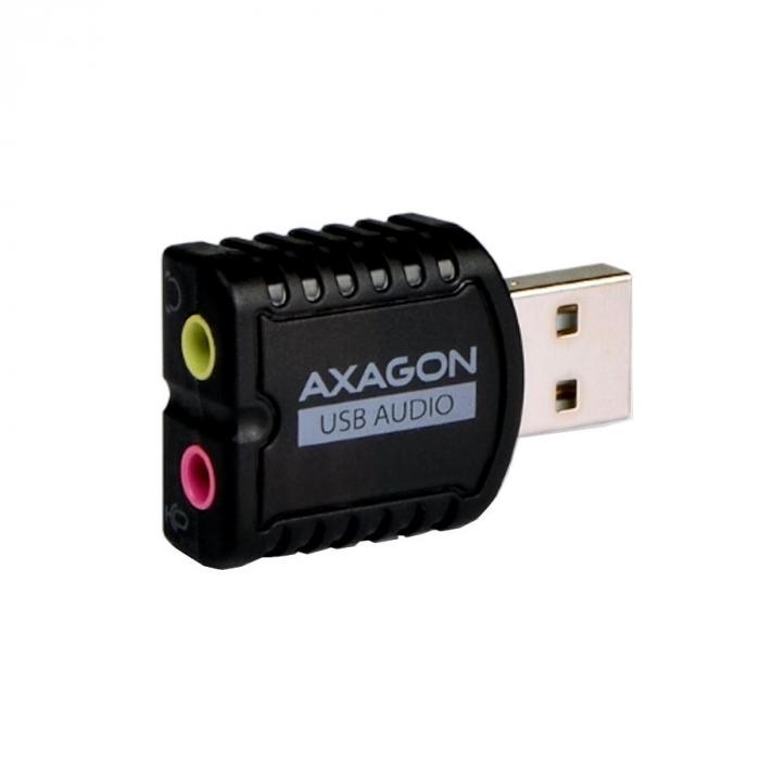 USB2.0 - Stereo HQ Audio Mini Adapter 24bit 96kHz [3]