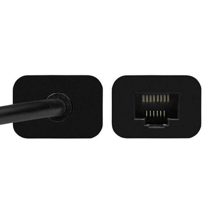 USB3.0 - Gigabit Ethernet 10/100/1000 Adapter, Realtek RTL8153 Chipset [8]