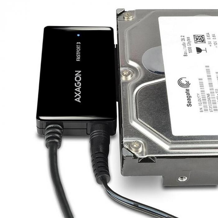 USB3.0 - SATA 6G HDD/SSD/ODD [9]