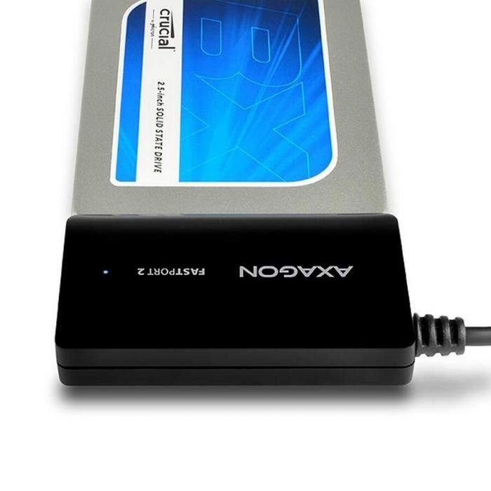 USB3.0 - SATA 6G HDD/SSD/ODD [8]