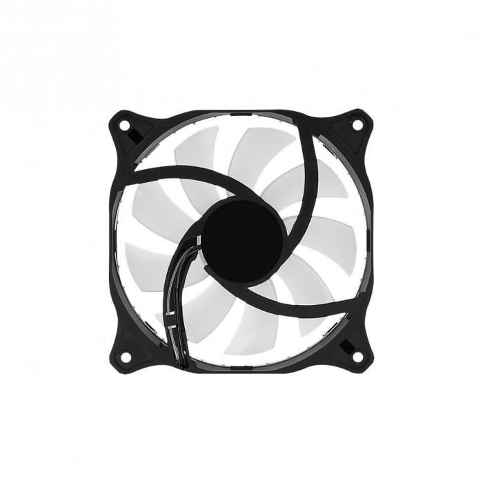 Ventilator Aerocool Cosmo12 120mm iluminare RGB [4]