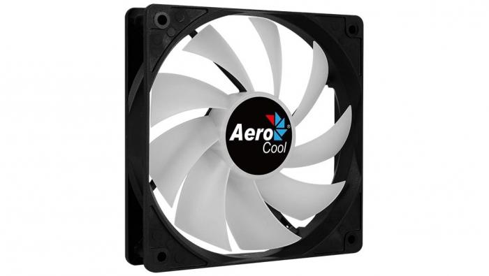 Ventilator Aerocool Frost12 120mm iluminare RGB PWM [8]