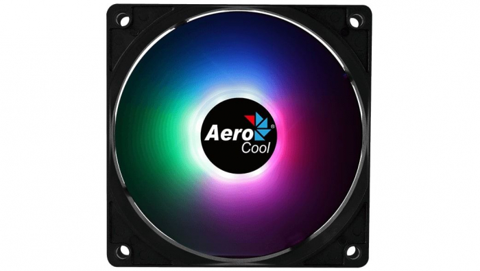 Ventilator Aerocool Frost12 120mm iluminare RGB PWM [10]