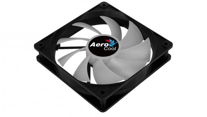 Ventilator Aerocool Frost12 120mm iluminare RGB PWM [4]
