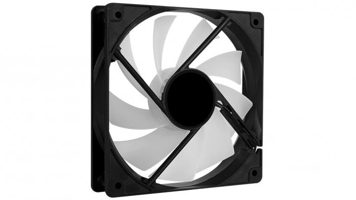 Ventilator Aerocool Frost12 120mm iluminare RGB PWM [6]