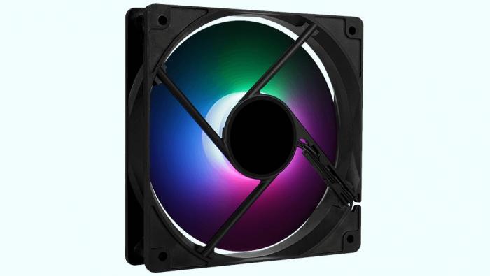 Ventilator / radiator Aerocool Frost 12 RGB [5]