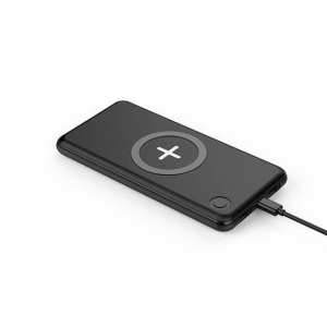 Baterie externa Hame PW10, 10000 mAh, 2x USB, 1x microUSB, Wireless Charger0