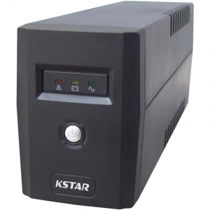 UPS Kstar Micro 600 LED Full Schuko