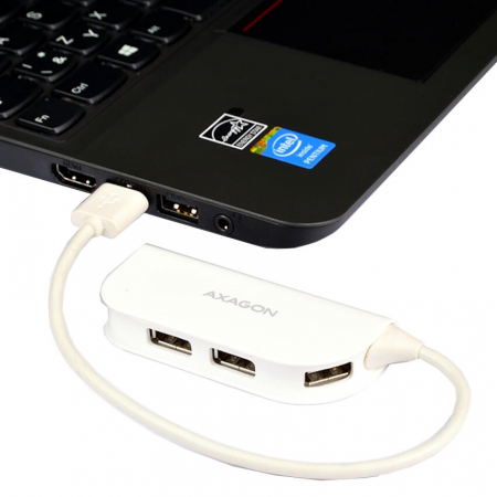 4x USB2.0 White Hub [2]