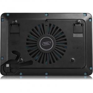 Stand/Cooler notebook Deepcool N2 Kawaii Style black/blue [6]