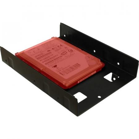 Accesoriu carcasa Inter-Tech Adaptor HDD/SSD 3.5 inch la 2x 2.5 inch [2]