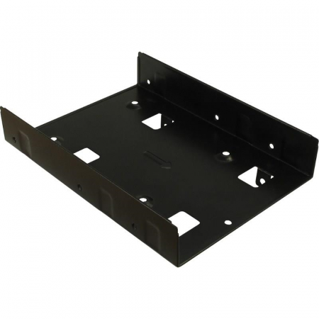 Accesoriu carcasa Inter-Tech Adaptor HDD/SSD 3.5 inch la 2x 2.5 inch [1]