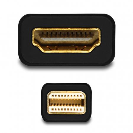 Adaptor Mini-DP 1.3 > HDMI 2.0a RVDM-HI2 [1]