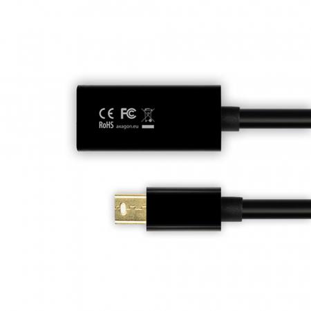 Adaptor Mini-DP 1.3 > HDMI 2.0a RVDM-HI2 [3]