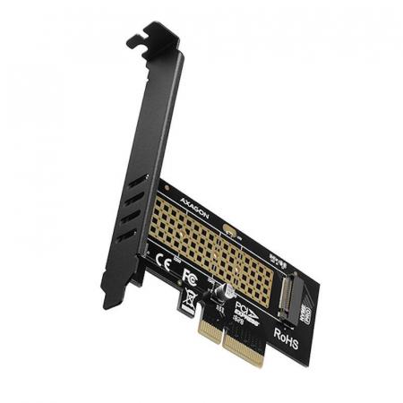 Adaptor PCI-Express x4 intern pentru conectarea SSD NVMe M.2 la PC [0]