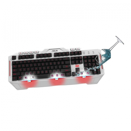 Asus Cerberus Arctic Keyboard [4]