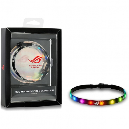 Banda LED Asus ROG adresabila RGB 30cm [1]