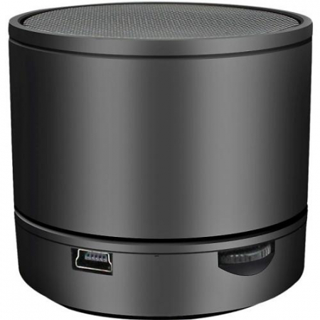 Boxa portabila Spacer Bluetooth S10 Neagra [0]