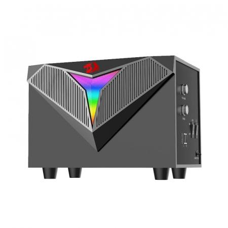 Boxe 2.1 Redragon Toccata iluminare RGB negre [1]