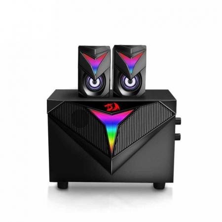 Boxe 2.1 Redragon Toccata iluminare RGB negre [4]