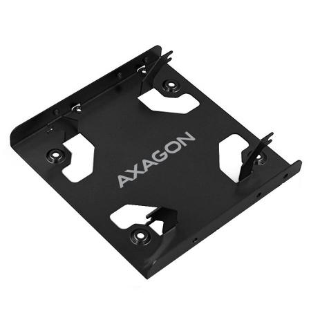 Bracket 2x 2.5 Inch HDD/SSD la 3.5 Inch, Aluminiu [5]