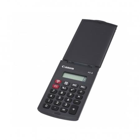 Calculator 8 digit`s AS-8 Canon [3]
