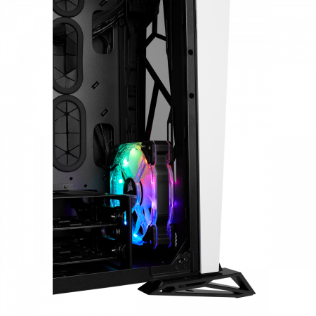 Carcasa Carbide Series OMEGA RGB Mid-Tower Tempered Glass Alba11