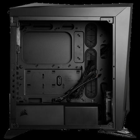 Carcasa Carbide Series OMEGA RGB Mid-Tower Tempered Glass Neagra [9]