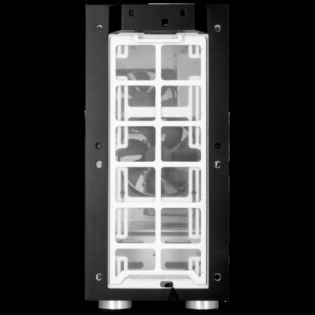 Carcasa Carbide SPEC-06 RGB Tempered Glass Alba [10]