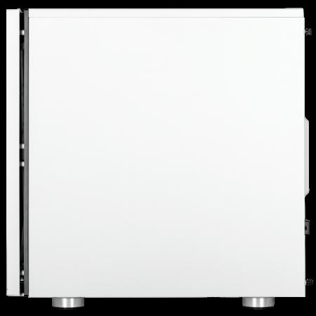 Carcasa Carbide SPEC-06 RGB Tempered Glass Alba [5]