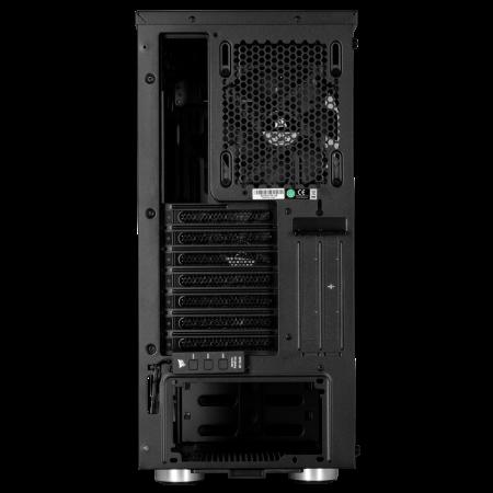 Carcasa Carbide SPEC-06 RGB Tempered Glass Neagra [7]