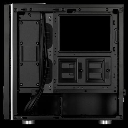 Carcasa Carbide SPEC-06 RGB Tempered Glass Neagra [8]
