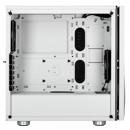 Carcasa Carbide SPEC-06 Tempered Glass  — Alb4