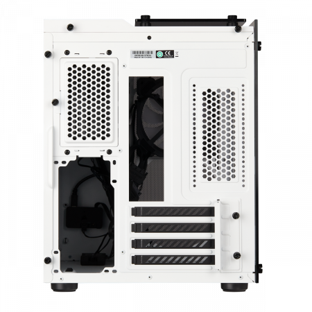 Carcasa Crystal Series 280X RGB Tempered Glass Micro ATX  — Alb5