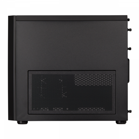 Carcasa Crystal Series 280X RGB Tempered Glass Micro ATX  — Negru [9]