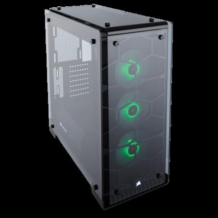 Carcasa Crystal Series 570X RGB ATX Mid-Tower [3]