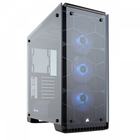 Carcasa Crystal Series 570X RGB ATX Mid-Tower [0]