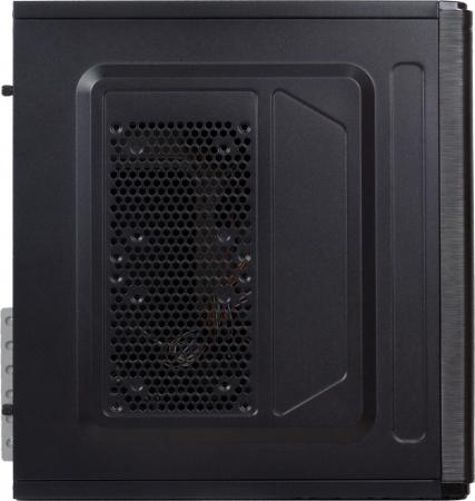 Carcasa Spacer Pirate cu sursa 500W neagra [2]