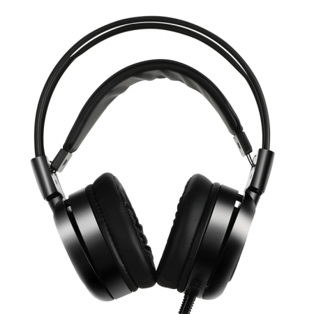 Casti gaming ABKONCORE B780 VIRTUAL 7.1, microfon, vibratii, USB, negru1