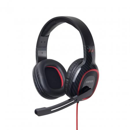 Casti gaming Edifier G20, black/red [0]